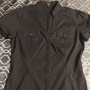 Black work top